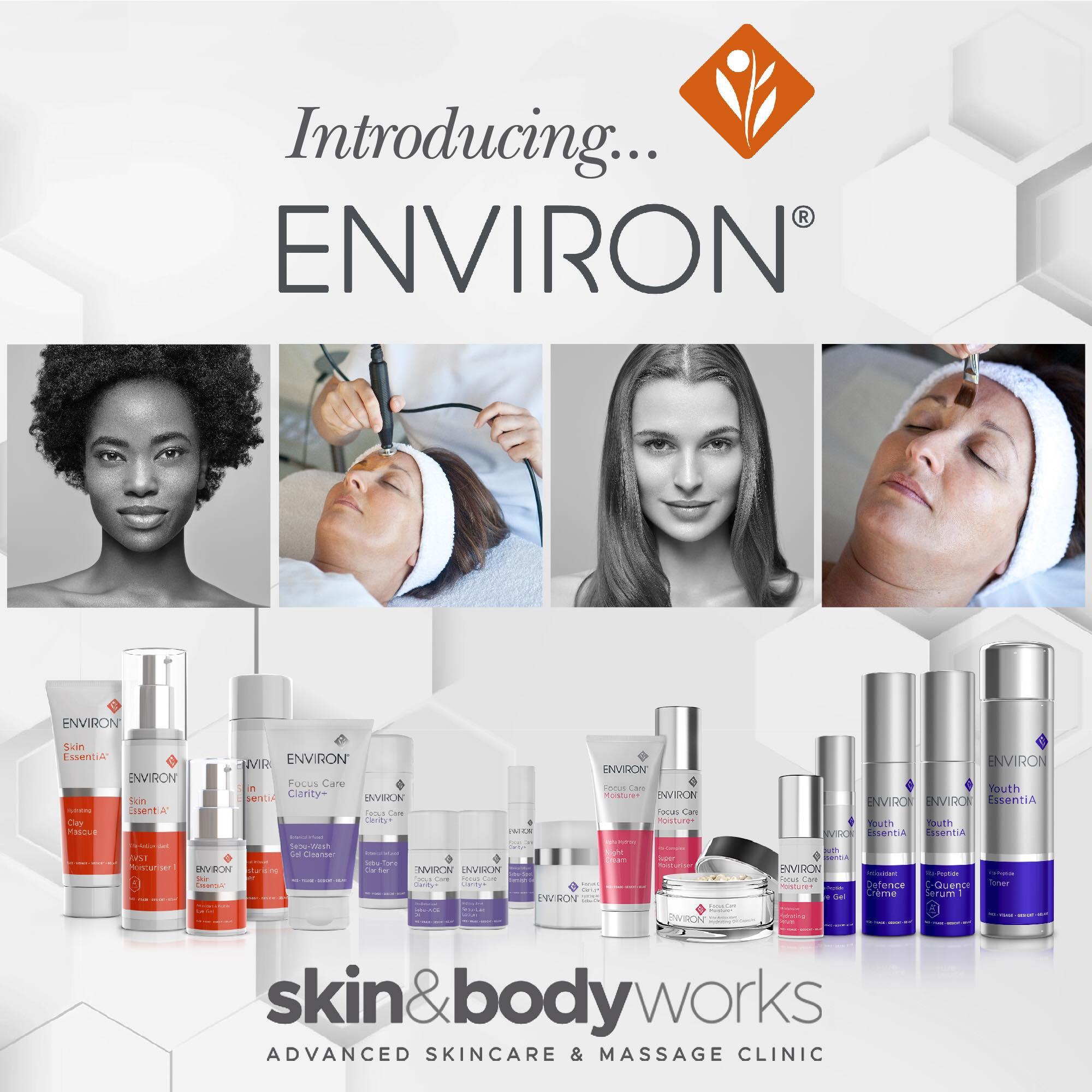 Introducing Environ!