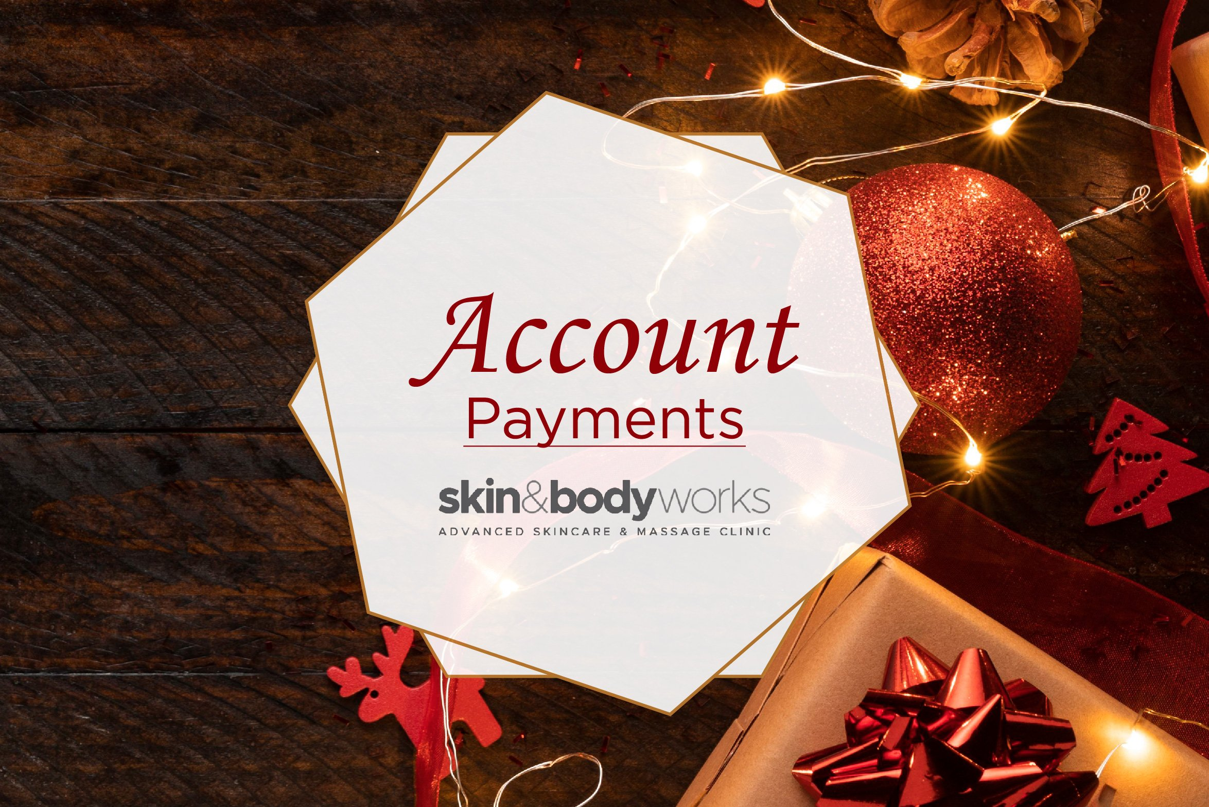 Pay for Products & Treatments in Advance